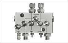 DZ67 Biosafety Valve Block