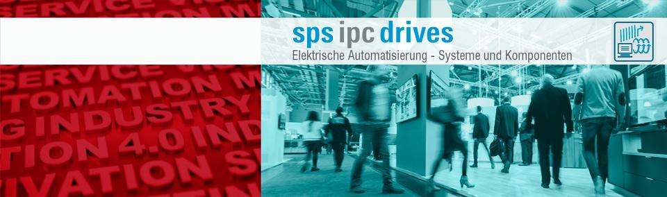 Einladung zur SPS-Messe in Nürnberg
